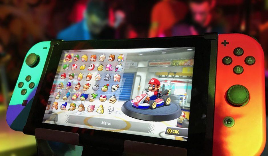 La Nintendo Switch va sortir en Chine