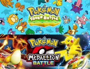 Deux jeux Pokémon débarquent sur Facebook