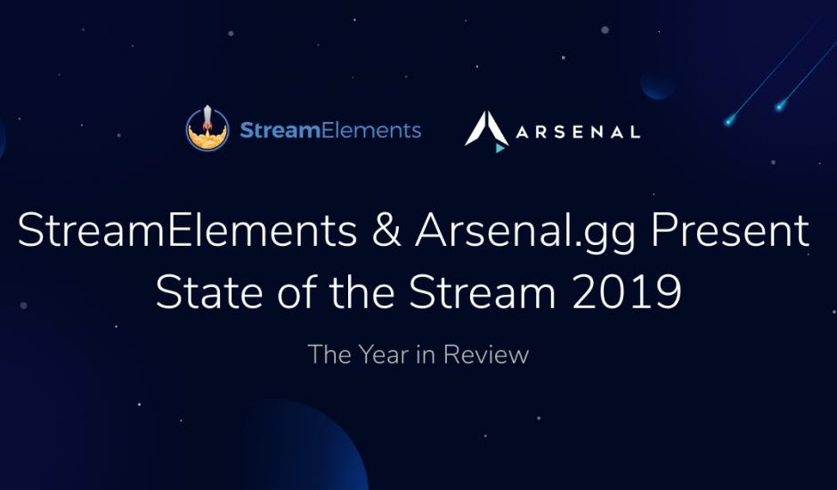 Compte rendu annuel 2019 by StreamElements et Arsenal