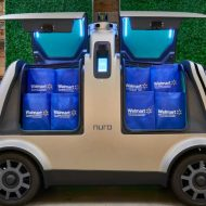 Walmart et Nuro ont un partenariat pour livrer les courses