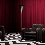 La Red Room de Twin Peaks
