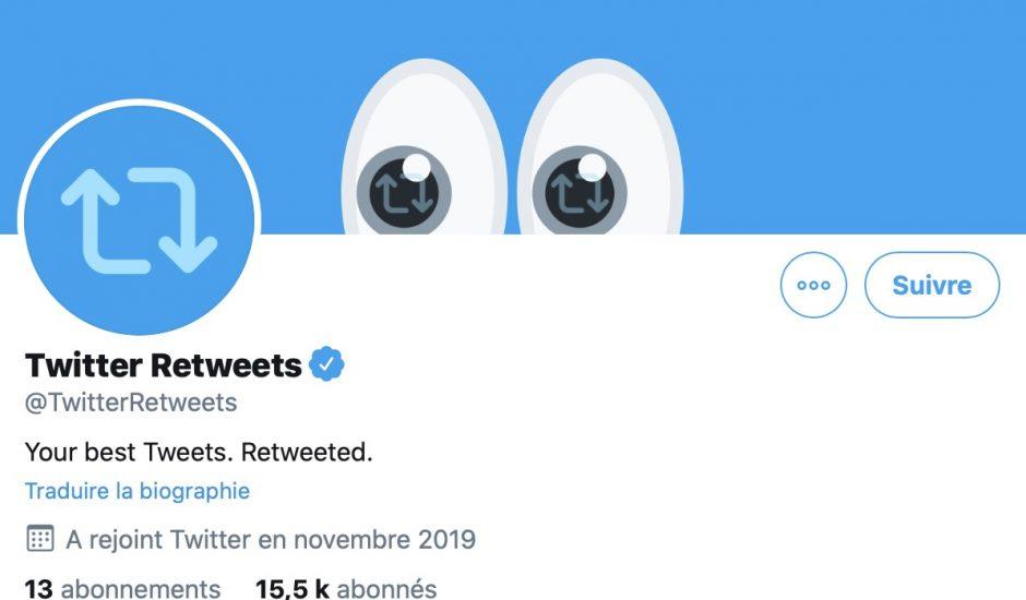 TwitterRetweets : le meilleur de Twitter.