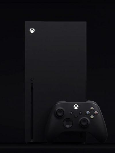 Microsoft a dévoilé la Xbox Series X