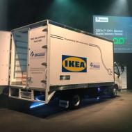 Camion électrique Ikea