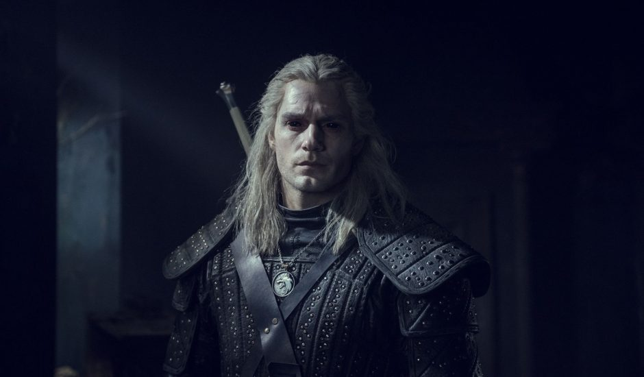 The Witcher : série Netflix.