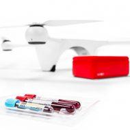 Matternet et UPS lancent leurs drones à San Diego.