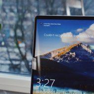 Windows 10 lancé sur un ordinateur Microsoft