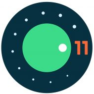 Nouveau logo Android version 11