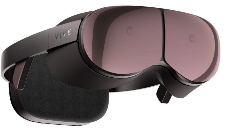 HTC dévoile un nouveau casque de réalité virtuelle.