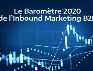 baromètre plezi inbound marketing