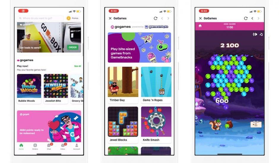 Gamesnacks de Area 120 by Google