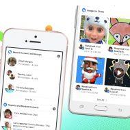 Les parents ont plus de contrôle sur Messenger Kids.