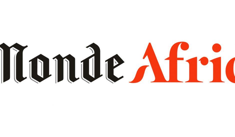 Logo le monde Afrique