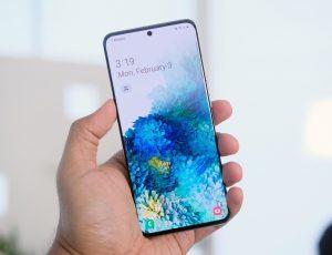 Le RCS débarque sur Samsung.