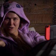 Ronda Rousey devient streameuse de jeux vidéo.