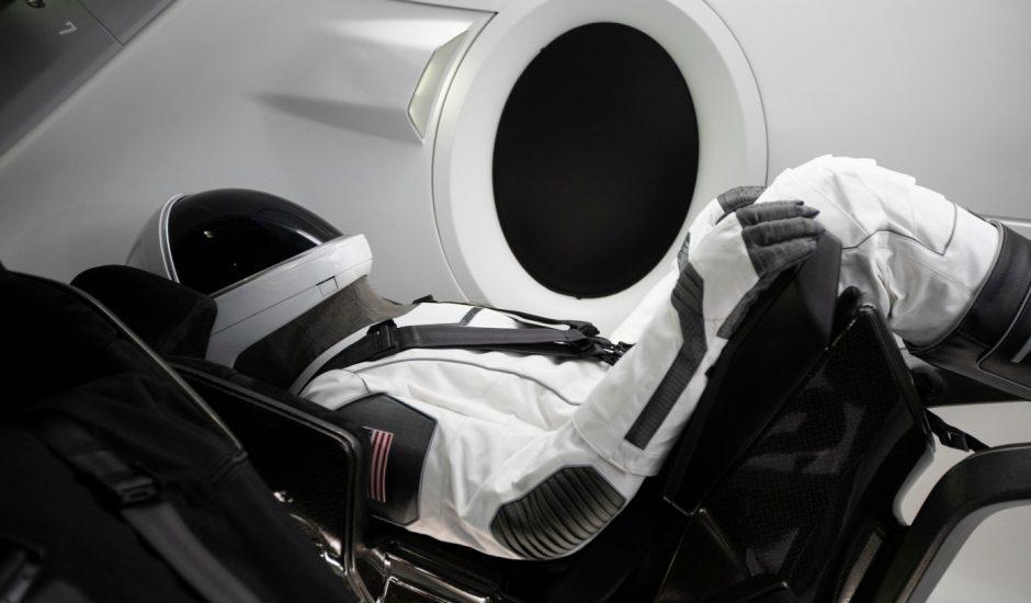 SpaceX va envoyer des touristes dans l'espace.