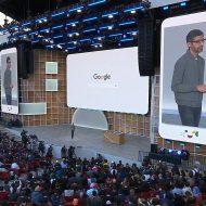 La conférence I/O de Google en 2019.