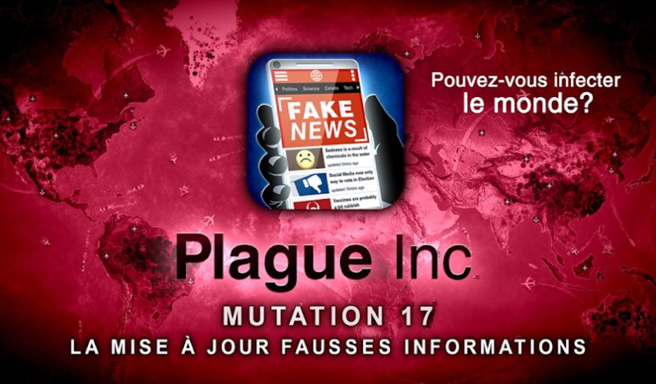 Logo du jeu Plague INC.