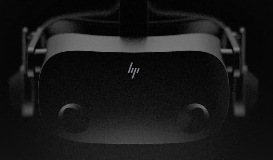 Reverb G2, le nouveau casque VR de l'entreprise HP.