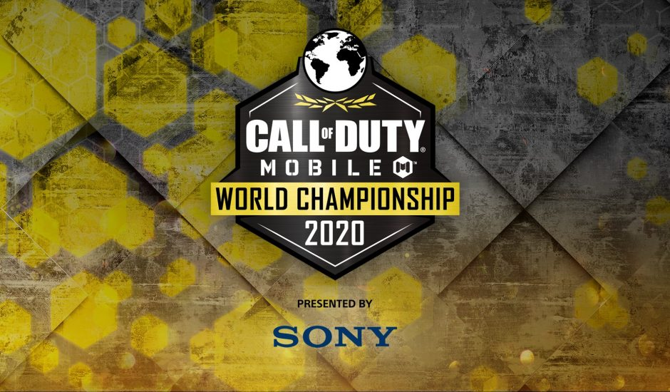 Affiche du Call of Duty mobile World Championship