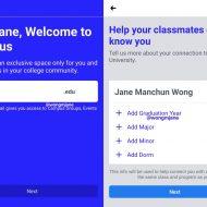 Campus : la nouvelle fonctionnalité de Facebook.