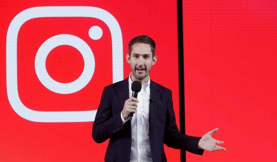 Le fondateur d'Instagram avoue avoir copié les Stories sur Snap.