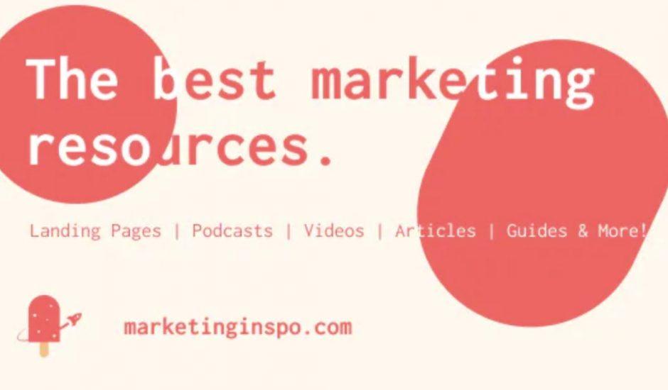 marketing inspo