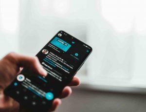 StopCovid logo visible sur Twitter
