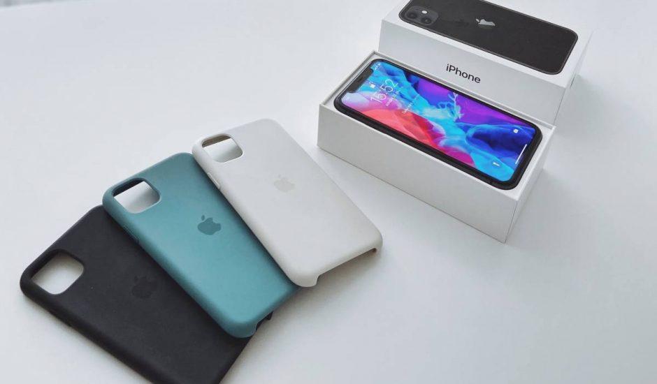 photographie de smartphone et coques Apple