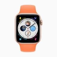 Fond d'écran watchOS 7 de l'Apple Watch