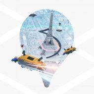 google maps permet de créer des jeux vidéo