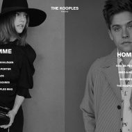 Visuel e-commerce The Kooples
