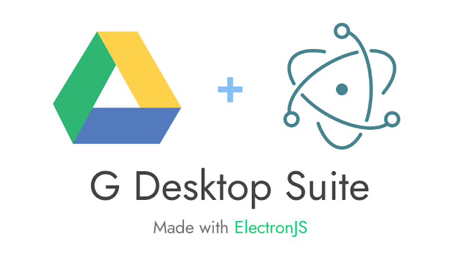 Logo de G Desktop Suite