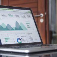 Dashboard data analytics seo