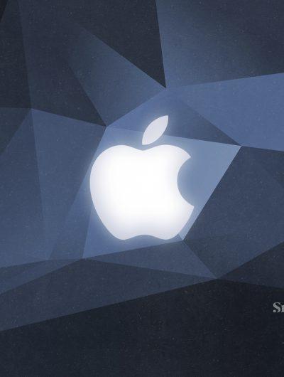 Illustration du logo de la marque Apple