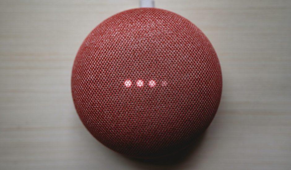 Aperçu de Google Assistant.
