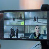 Aperçu d'un écran avec plusieurs vidéos.