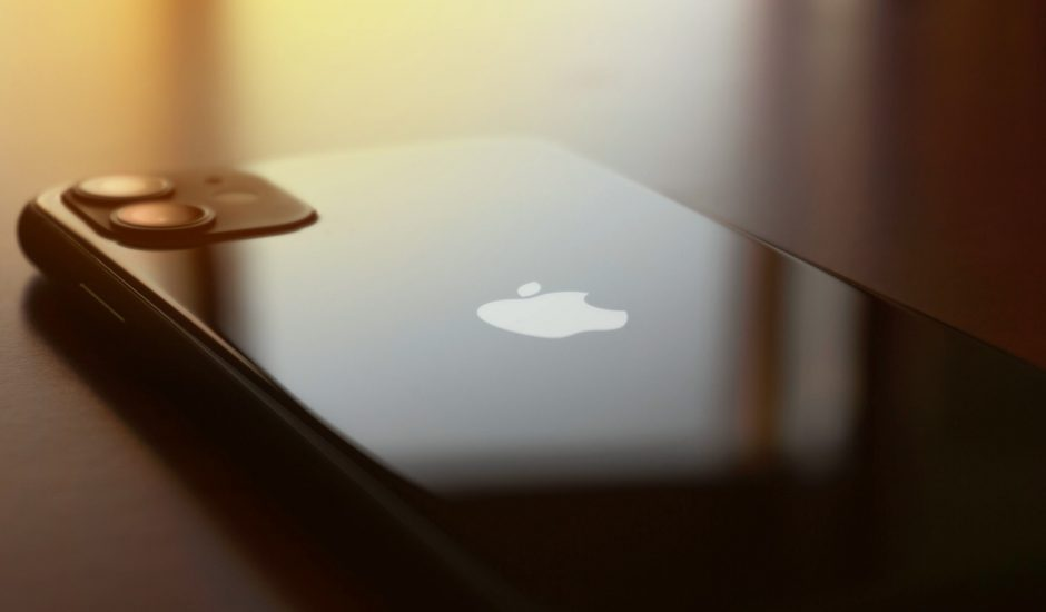 Aperçu d'un iPhone 12