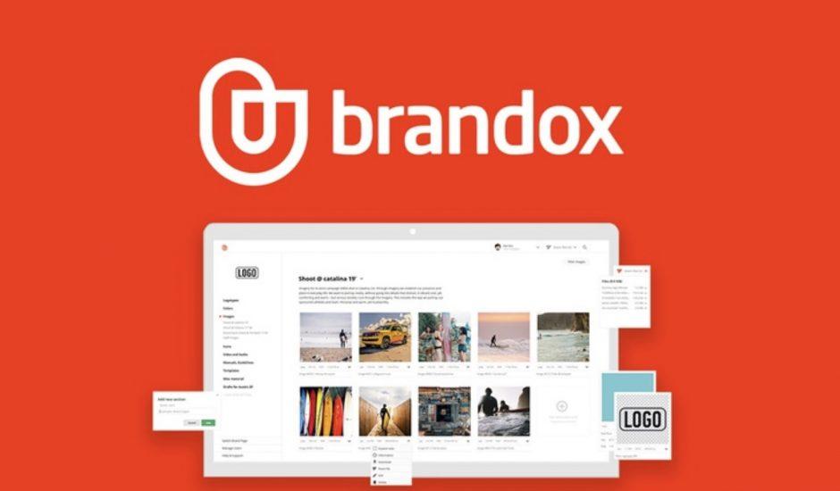 Brandox aper!u de la plateforme