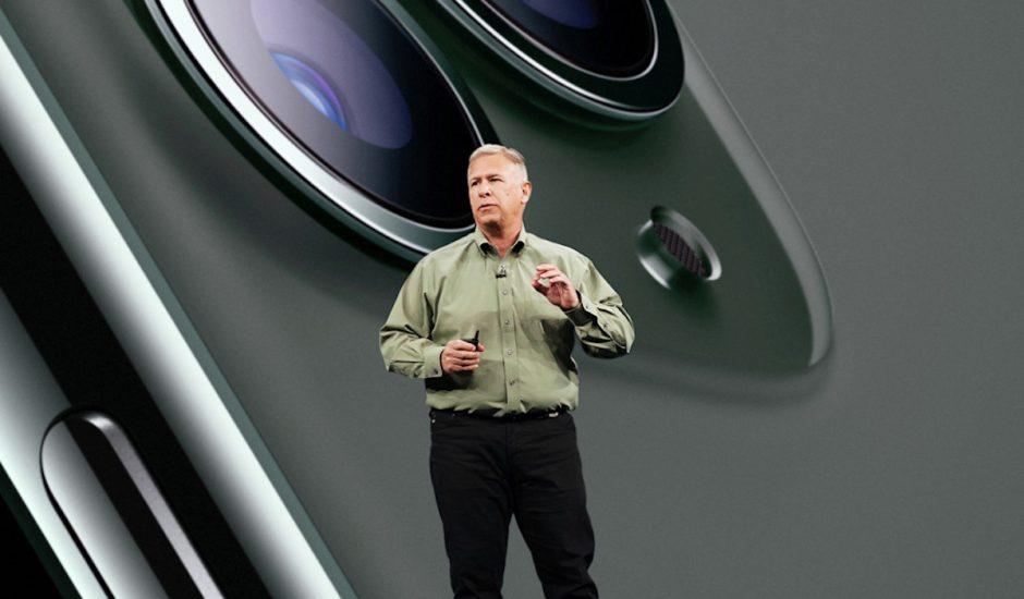 Phil Schiller, ancien chef du marketing d'Apple