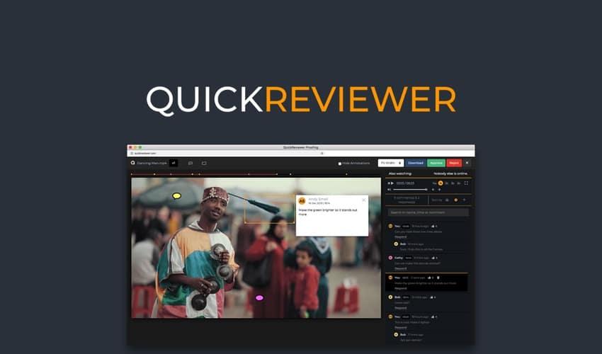 quick reviewer