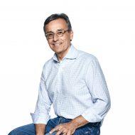 Portrait officiel d'Antonio Lucio.