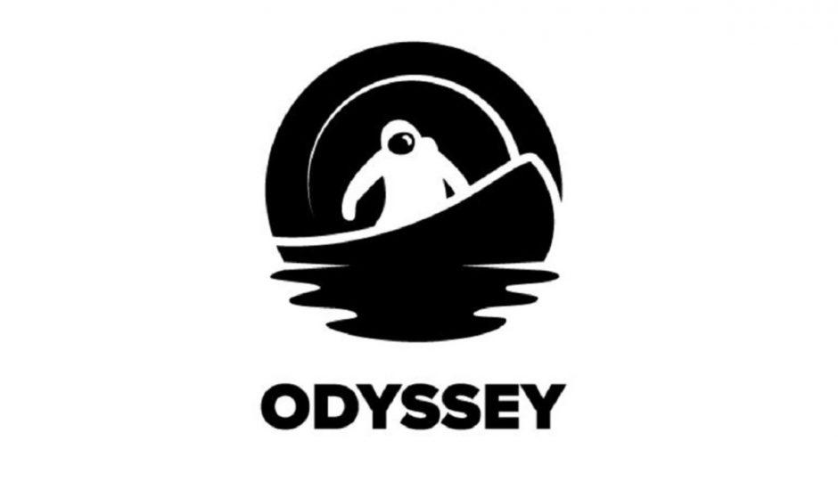 Le logo de Odyssey Interactive.