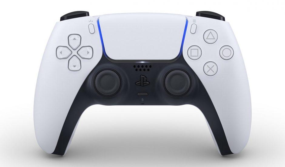 La manette de la PS5