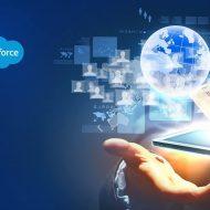 Une illustration de Salesforce