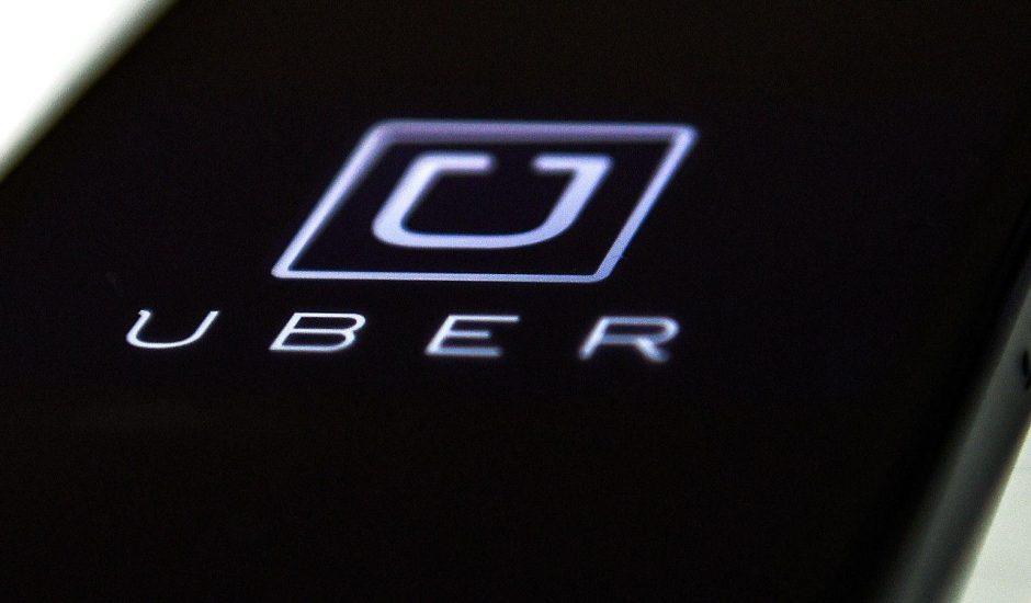 Uber, géant américain des VTC