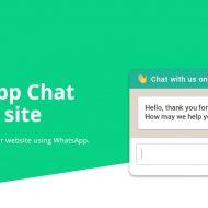 aperçu de Chat App