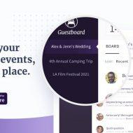 présentation de Guestboard