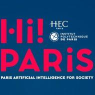 Illustration Hi ! Paris publiée par HEC