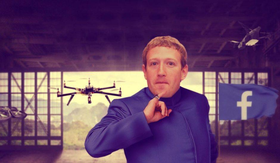 Mark Zuckberg en méchant d'Austin Power